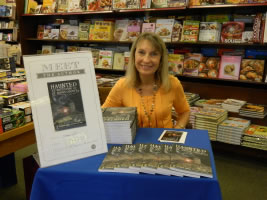 Barnes and Noble Haunted Florida History Book Signing